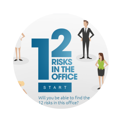 RISKS MANAGEMENT IN THE OFFICE – GAME